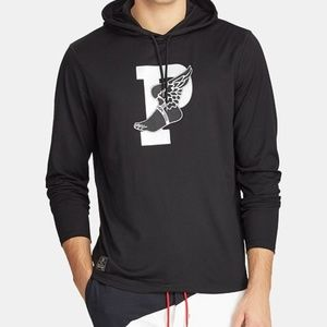 Polo Ralph Lauren Men's P-Wing Hooded Long-Sleeve
